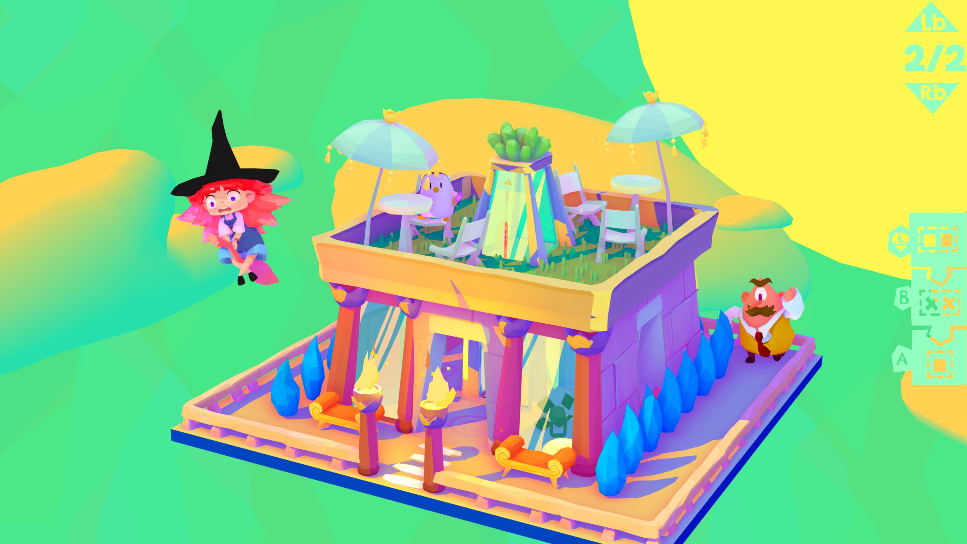 In arrivo un nuovo puzzle-adventure curato da MythicOwl, Harmony's Odyssey, per Nintendo Switch e PC, nel 2021.
